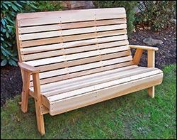 Red Cedar Outdoor Furniture