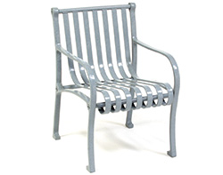 coated metal patio chairs
