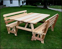 Patio / Picnic Tables