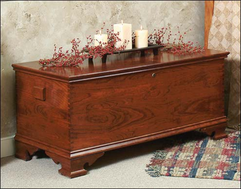 Cedar Chests 2273 Wooden Chest Trunk Coffee Table