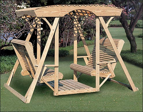 glider swing bench plans pdf woodworking