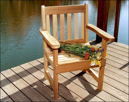 Woodworking cedar patio chair plans PDF Free Download
