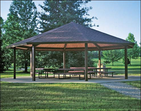 Garden Structures And Outdoor Storage Sheds