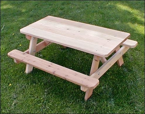 Сделать своими руками стол-скамейку из дерева своими руками 70