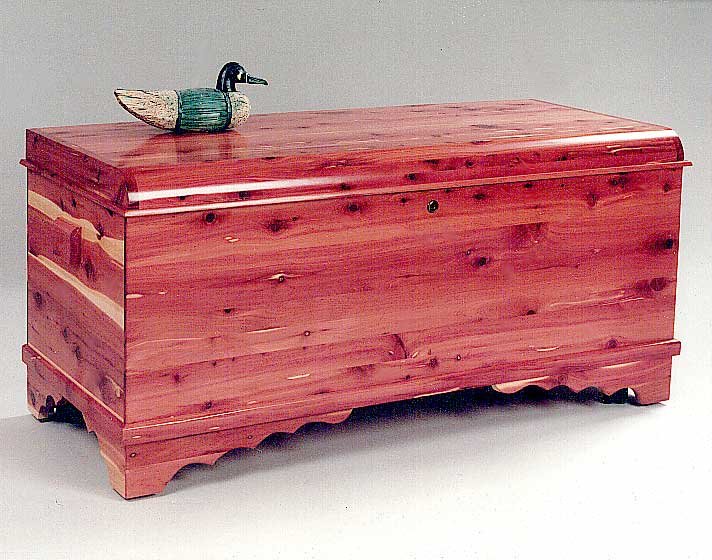 round top cedar chest plans deck railing designs metal